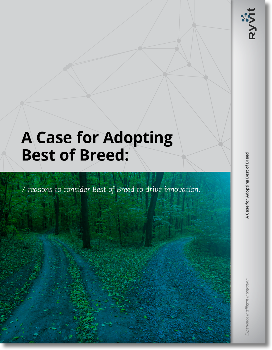 A Case For Adopting Best Of Breed